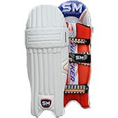 SM Wrecker Cricket Batting Leg Guard