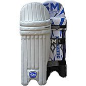 SM Fanatic Cricket Batting Leg Guard