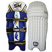 SM Vigour Cricket Batting Leg Guard LH