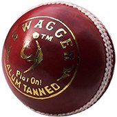 SM Swagger Alum Tanned Cricket Leather Balls 6 Ball Set