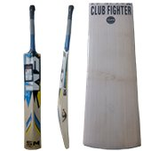 SM Club Fighter English Willow Cricket Bat