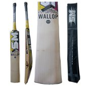 SM Wallop English Willow Cricket Bat