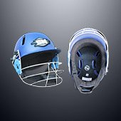 SM Rafter Cricket Helmet Medium