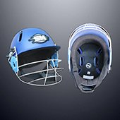 SM Rafter Cricket Helmet Size Large