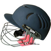 SM Players Pride Cricket Helmet Size Small
