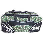 SM US 100 Plus Cricket Kit Bag With Trolly