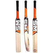 SM Middler Kashmir Willow Cricket Bat
