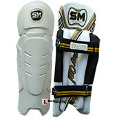 SM Swagger Cricket Wicket Keeping Leg Guard