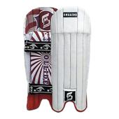 SM Collide Cricket Wicket Keeping Leg Guard