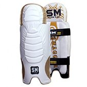 SM Swagger Plus Cricket Wicket Keeping Leg Guard