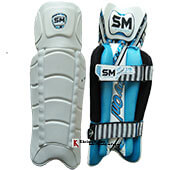 SM LE Cricket Wicket Keeping Leg Guard