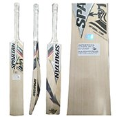 Spartan Steel 316 English Willow Cricket Bat