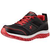 Sparx Running Shoes Black and Red