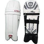 SS Club Plus Cricket Batting Leg Guard