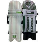 SS College MX Cricket Batting Leg Guard