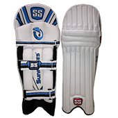 SS Platino Cricket Batting Leg Guard
