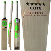 SS Retro Classic Elite English Willow Cricket Bat