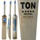 SS Retro Classic Royal English Willow Cricket Bat