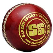 SS True Test Cricket Ball 3 Ball Set