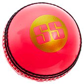 SS Incredi Pink Cricket Ball 12 Ball Set