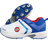 SS Heritage Spikes Cricket Shoes