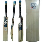 SS Single and Blue English Willow Cricket Bat