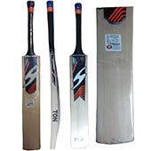 SS Orange S Series English Willow Cricket Bat