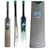 SS  Green S Series English Willow Cricket Bat