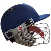 SS Matrix Cricket Helmet Size Junior