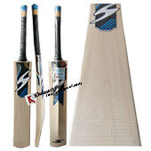 SS Single S Blue Kashmir Willow Cricket Bat