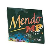 Stiga Mendo Mp Table Tennis Bat Rubber