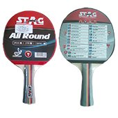 Stag All  Round Table Tennis Racket