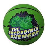 Stag The Incredible Avenger Basketball Green Size 5