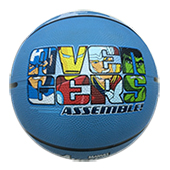 Stag Avengers Assemble Basketball Blue Size 7