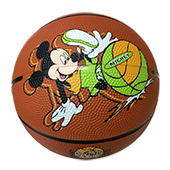 Stag Micky Mouse Basketball Brown Size 3