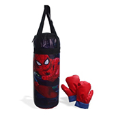 Stag Spiderman Red Boxing Set Size Small