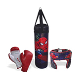 Stag Spiderman Blue Boxing Set Size Large
