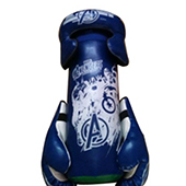 Stag Avenger Blue Boxing Set Size Large