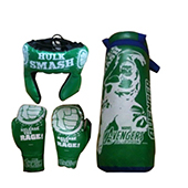Stag Hulk Smash Green Boxing Set Size Large