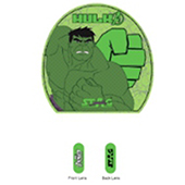Stag The Hulk Table Tennis Racket and Ball Combo