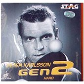 Stag Peter Karlsson Gen 2 Hard Table Tennis Rubber Max