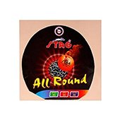 STAG ALLROUND TABLE TENNIS RUBBER