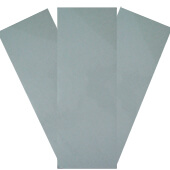 Thrax Anti Scuff Sheet Protection Plain Set of 3