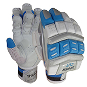 Thrax Upper Cut Batting Gloves Blue