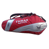 Thrax Neo Series Badminton Kit Bag Red