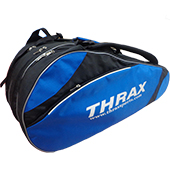 Thrax Edition Badminton Kit Bag Blue and Black
