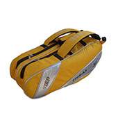 Thrax Neo Series Badminton Kit Bag Yellow
