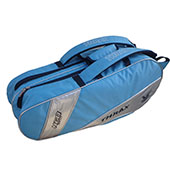 Thrax Neo Series Badminton Kit Bag Sky blue