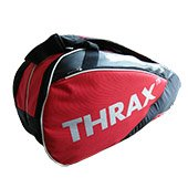 Thrax Furious Badminton Kit Bag Red and Black
