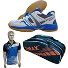 Thrax Badminton shoes Special Combo Offer
